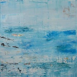 Cool Blue by Anita Lewis