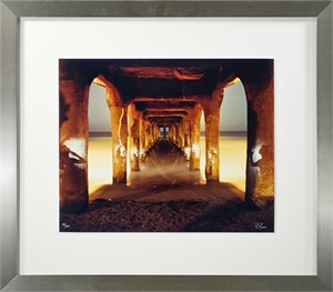 Under the Manhattan Beach Pier No. 2 (49/250), 1999