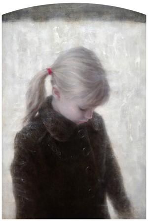 Harper in Snow