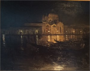 Study - Grand Canal