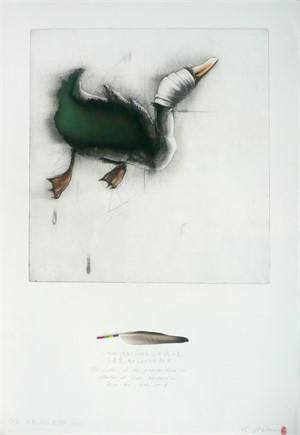 A Blind Bird: Duck (1/5)