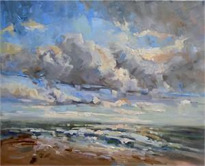 Big Sky at the Beach