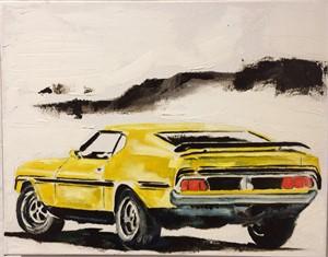 Mach I Mustang