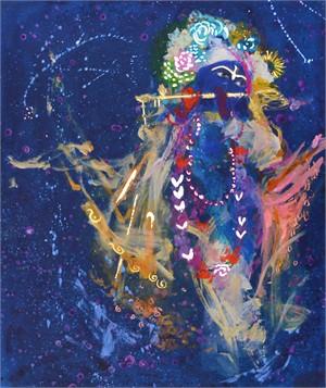 Krishna's Colorful Songs, 2017
