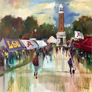 Gameday on the Quad