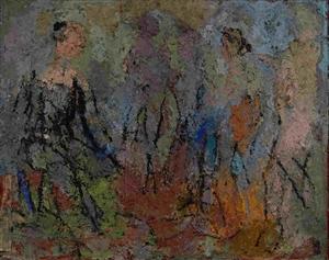 Judgment of Paris by Thaddeus Radell