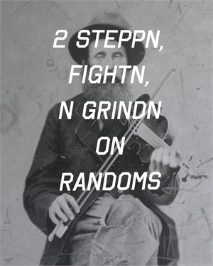 Marshall Cottrell: Two Stepping, Fighting, And Grinding On Randoms, 2015
