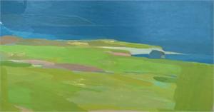 Green Spring North of Morro Bay by Karen Smidth