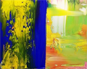 Sunsets Daily 2 (Part of Diptych), 2013