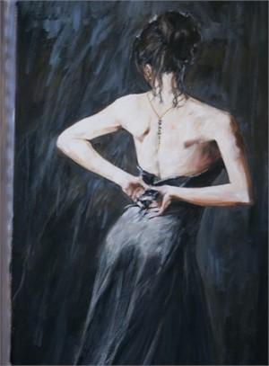 Little Black Dress (SN) (0/50), 2014