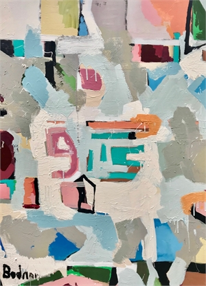 Alphabet Soup 2 by Gary Bodner