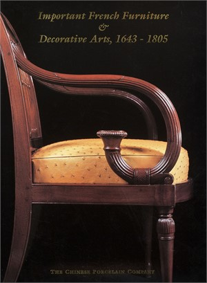 Important French Furniture & Decorative Arts, 1643-1805, 2001
