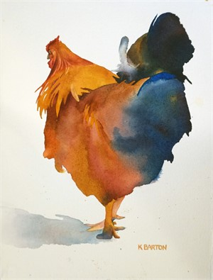 """Rooster (""""RooPaul"""")"""
