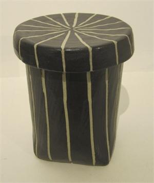 Medium Lidded Box by Larry Halvorsen