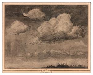 CLOUDS, Dutch, 19th century