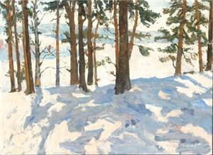 Winter 1973 Evgeni Borisovich Khoroshilov (1930-1982)