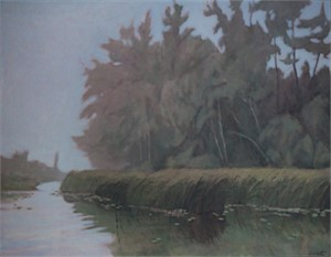 Early Morning Mist, 1987
