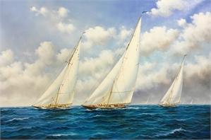 Sailing Race, 2019