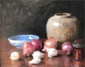 Pearl Onions by Judith Pond Kudlow
