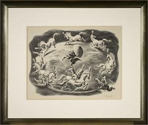 Circular Motion, c.1940