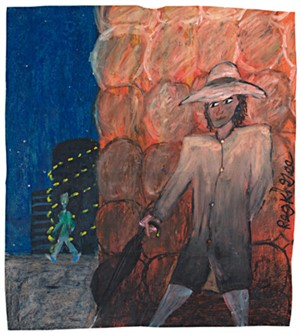 Man Followed, 1999