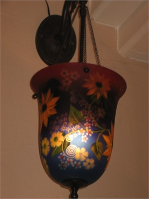 Display Lantern-Sunflower - S