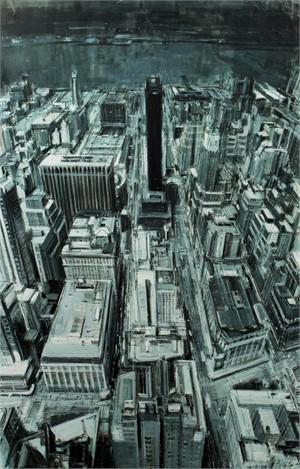 Blackout in Manhattan
