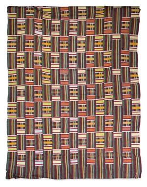 Tribal Cloth, Ewe Ghana, c.1950