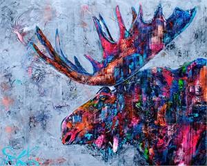 Moose  181945, 2019