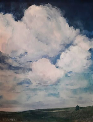 Cloud Candy by Susan Poitevin