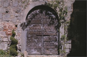 Ancient Door, Cervini Estate, Italy, 2005