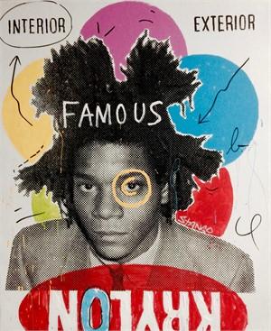 Krylon Basquiat, 2017