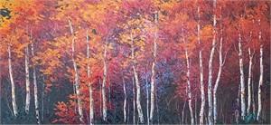 Auburn Leaves
