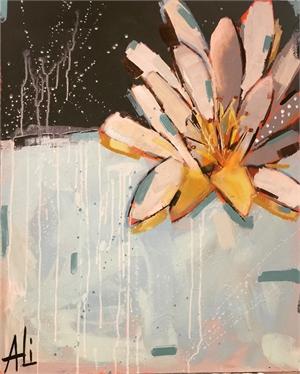 Night Lily by Ali Leja