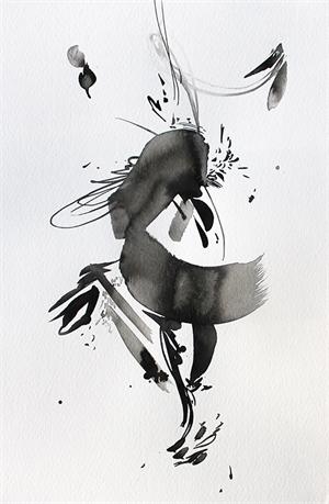 Arabesque by Christina Kwan