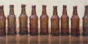 Nine Bottles