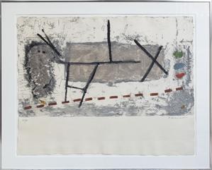 Zone En Gris, signed (32/60), 1978