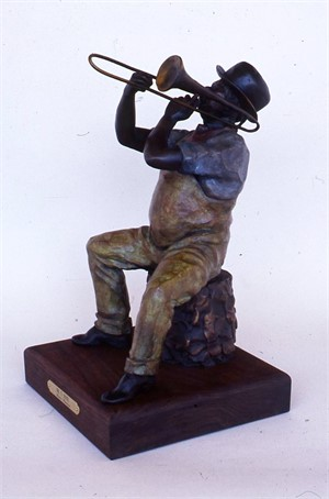 Mr. T Bone Statue - S (1/25)