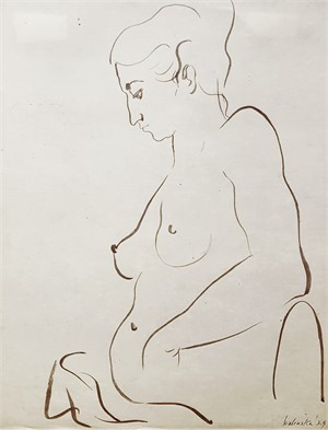 Paris Nude #14, 1929