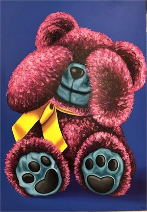 "Bear series ""Shy Bear"", 2019"