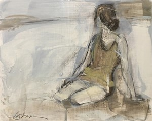 Figure Sketch II by Lynn Johnson