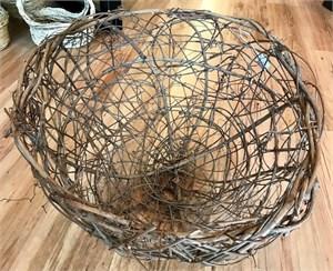 Grapevine Basket