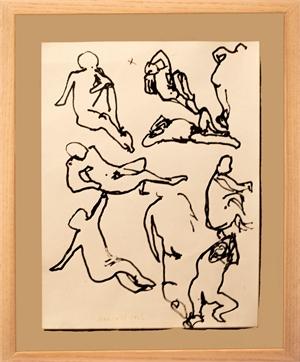 Figure Studies, 1966