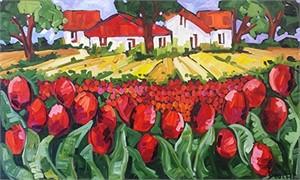 Tulip Garden  182544, 2019