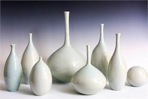Porcelain Bottles, 2019