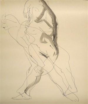 Nude Transposed