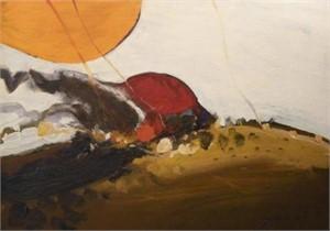 Untitled (Mars), 1963