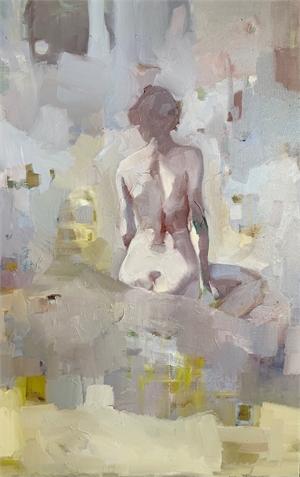 Nude Study #2