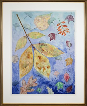 Autumn Wind-Chenequa, 1998