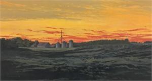 Red Sunset #2